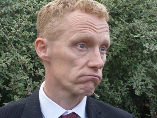 David Moyes Lookalike