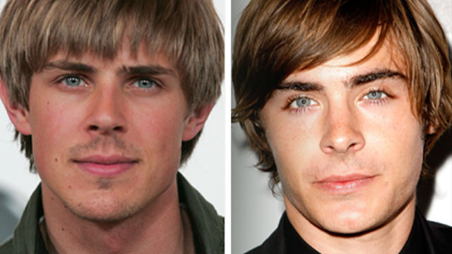 zac efron lookalike uk lookalikes