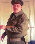 Captain Mainwaring Lookalike