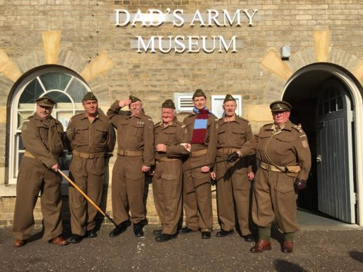 dad's army lookalikes