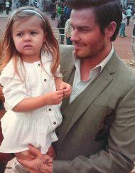 Harper Beckham Lookalike
