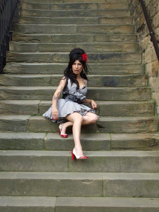 Amy Winehouse Lookalike