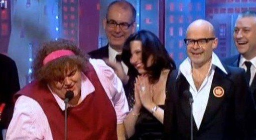 Heather (Harry Hill's TV Burp) Lookalike