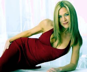 Jennifer Aniston Lookalike