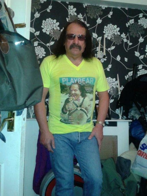 Ron Jeremy Lookalike