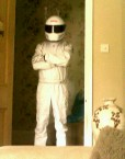 The Stig Lookalike