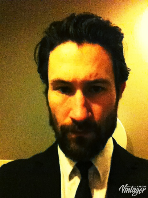 Keanu Reeves Lookalike