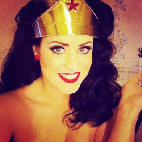 Wonder Women Lookalike