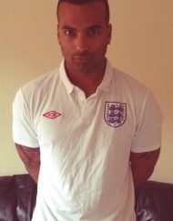 Ashley Cole Lookalike