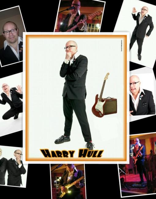 Harry Hill Lookalike
