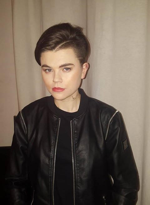 Ruby Rose Lookalike