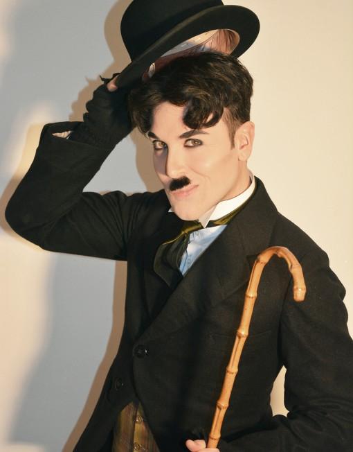 Charlie Chaplin lookalike