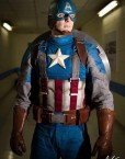 captain america lookalike