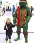 Teenage Mutant ninja turtle lookalike