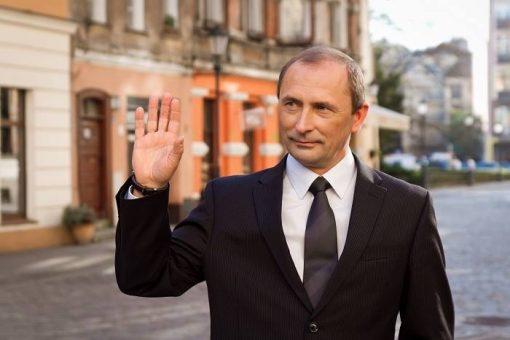 Vladamir Putin Lookalike
