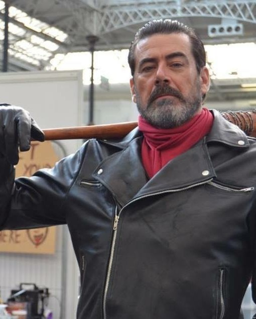 Negan Lookalike