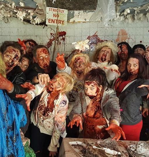 Zombie Lookalikes