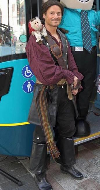 Will Turner Lookalike