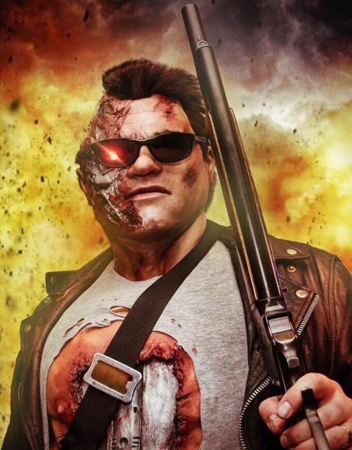 Terminator Lookalike