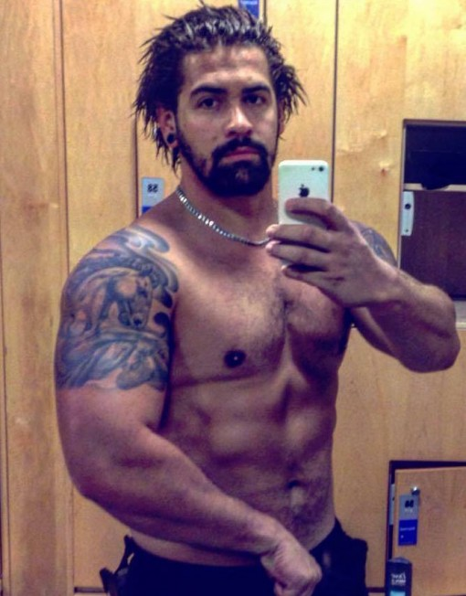 David Haye Lookalike