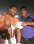 Anthony Joshua Lookalike Body Double