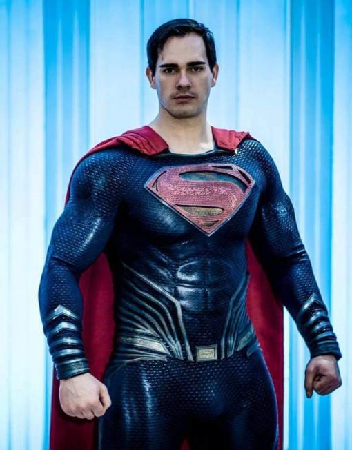 superman Lookalike