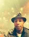 Pharrell Williams Lookalike
