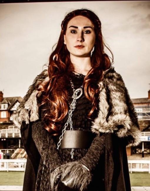 Sansa Stark Lookalike