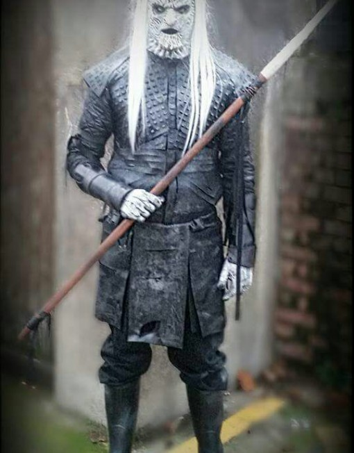 White Walker Lookalike (UK) - Lookalikes