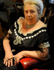 Queen Victoria Lookalike