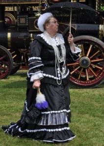 Queen Victoria Lookalike