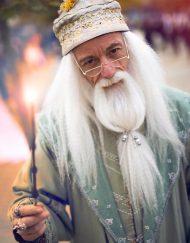 Albus Dumbledore Lookalike
