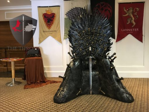 Iron Throne Lookalike