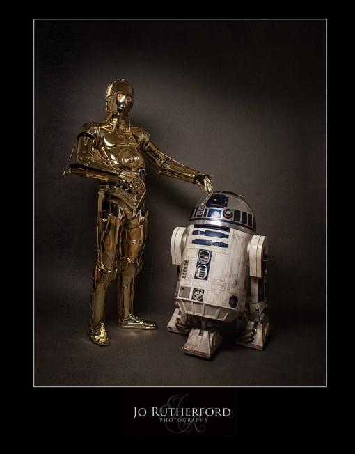 C3PO Lookalike