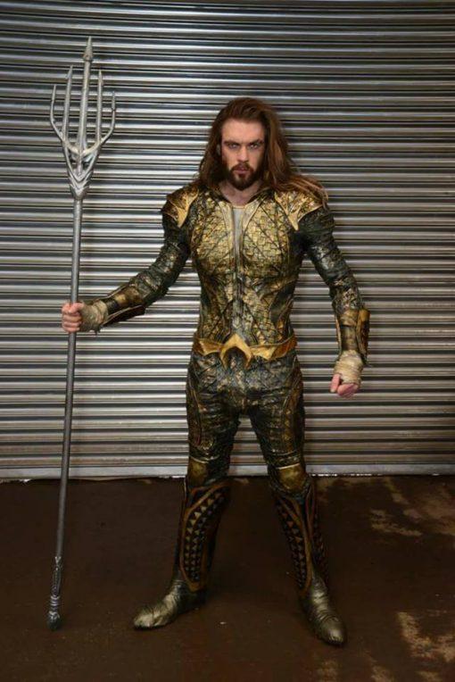 Aquaman Lookalike