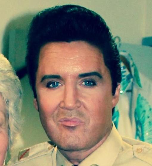 Elvis Lookalike