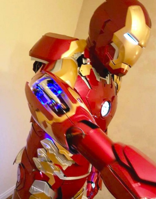 Ironman Lookalike