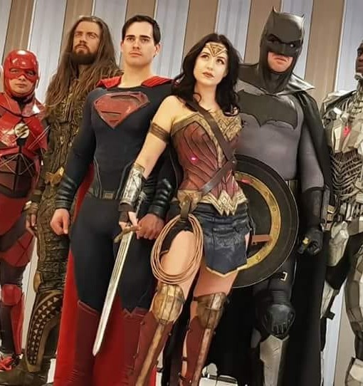 Justice League Lookalikes