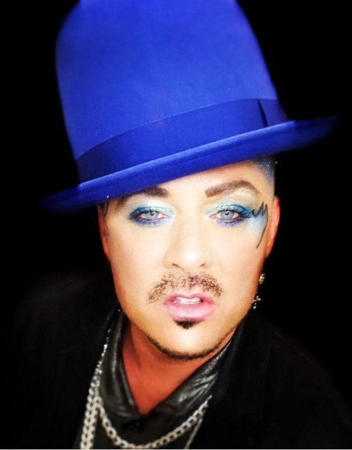 Boy George Lookalike