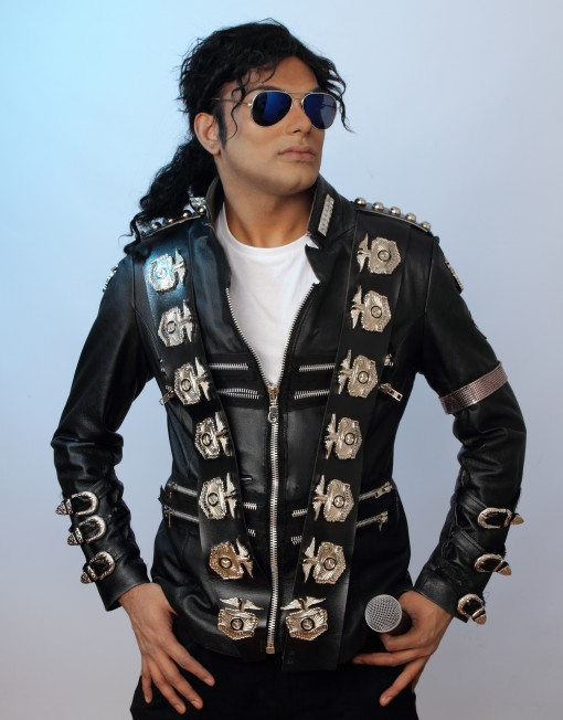 Michael Jackson Lookalike