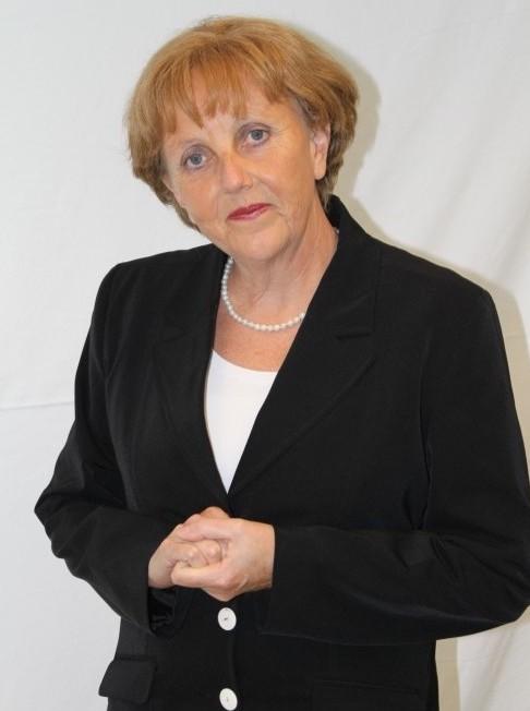Angela Merkel Lookalike