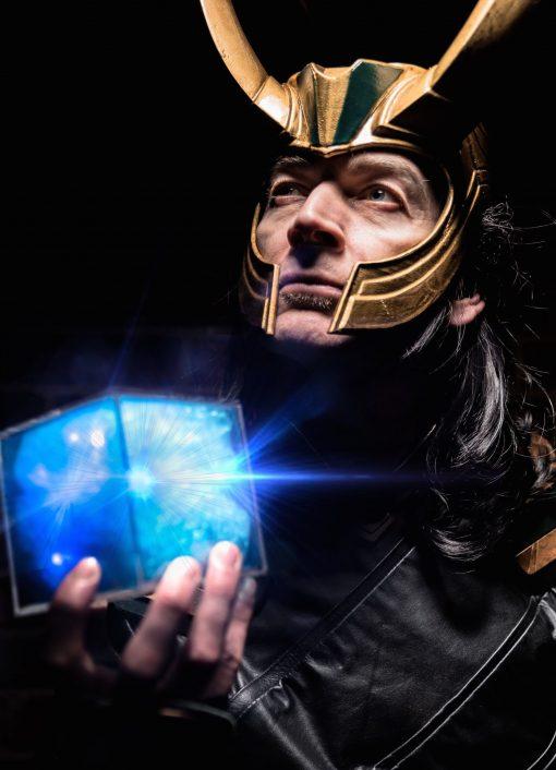 Loki Lookalike