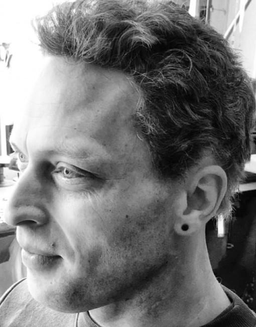 Chris Martin Lookalike