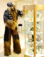 Chewbacca Lookalike