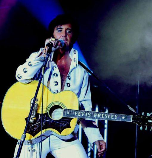 Elvis Presley Lookalike!