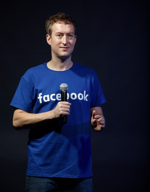Mark Zuckerberg Lookalike