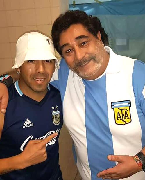 Maradona Lookalike