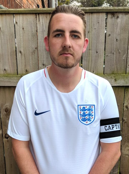 Harry Kane Lookalike