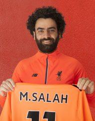Mo Salah Lookalike