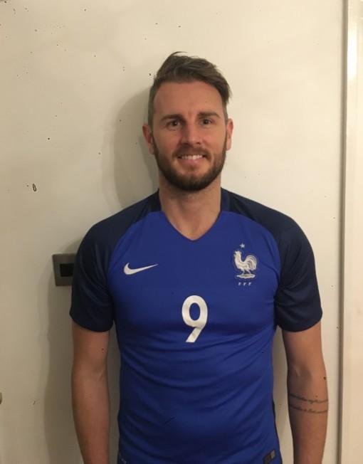 Olivier Giroud Lookalike